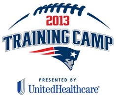 New England Patriots football training camp 2013 in Foxboro MA