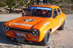 Rottenberg Huber Ford Escort RS 2000
