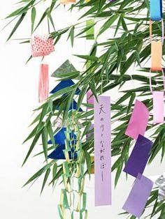 tanabata at kew