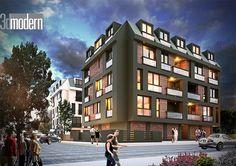 Dış Cephe Tasarım Çalışmamız.Tasarımlarınız için iletişim info@3dmodern.net 0 541 505 16 90 #architecture #3dmodeling