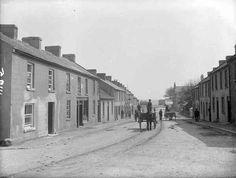 Bath Street, Ardglass, Co. Old Photographs, Street View, Train, Bath, Life, Bathing, Old Photos, Bathroom, Bathtub