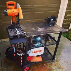 welding bench ideas - Bing Images