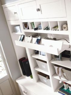 Charging stations without a tangled mess of cords