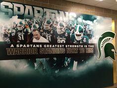 @DantonioMark  Entrance into the locker room. A big thank you to @MagicJohnson