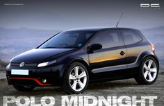 vw photography | VW Polo Midnight by DC Design - Photo #4