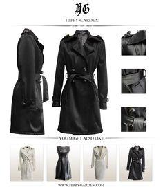 Baloner Helga Dostupan na Web shopu: http://hippygarden.net/products-page/dresses/baloner-helga-3/ Kupnjom u Hippy Garden Shopu na adresi Masarykova 5 ostvarujete gotovinski popust od 10%  #fashion #design #hippygarden #masarykova5 #baloner #black #trenchcoat