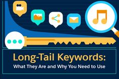 This new infographic from SalesForce provides an overview of long-tail queries, and how to use them in your content strategy.