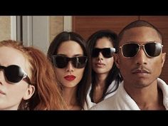 "▶ Pharrell Williams - G I R L - Christmas in March! Pre-order G I R L the new album from Pharrell Williams at iTunes and receive a free download of ""HAPPY"""