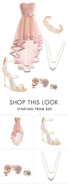 """Untitled #1621"" by lover99 ❤ liked on Polyvore featuring Giuseppe Zanotti, GUESS, Michael Kors and Leith"