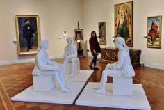 Giulio Paolini tra i classici - Museo Poldi Pezzoli (Milano)