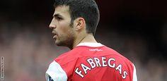 Francesc Fabregas #arsenal #soccer #football #fabregas