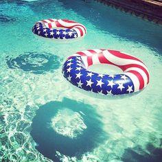 Wishing everyone a spectacular Labor Day #labordayweekend #laborday2017 #floatie #merica #flag #usa #holiday #pool #cabana #cabanapass #staycation #daycation #photo via @selfmagazine