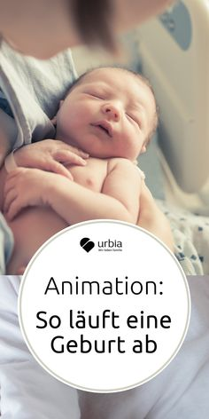 Die Geburt: Sie ist anstrengend, schmerzhaft und einfach unvergesslich. Was dabei genau und in welcher Reihenfolge im Körper der Frau und mit dem Baby passiert, zeigt diese Animation.