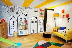 Esme's and Heidi's Creative Playroom - Kids Interiors