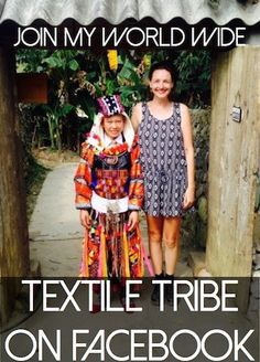 Haute Culture worldwide textiles tribe