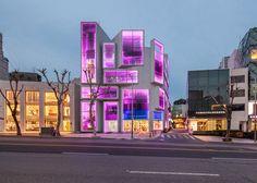 1: Gangnam Style Architecture | Extreme Makeover: MVRDV Transforms A Drab Building With A Splashy Facade | Co.Design: business + innovation + design