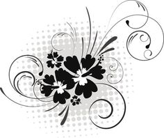 Women usually choose delicate designs with filigree around the flower.