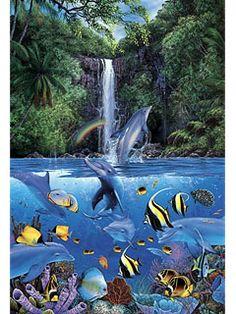 Christian Riese Lassen Eternal Rainbow Sea - Google Search