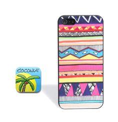 Neu im Vertrieb! Kultige Coconut Aztek iPhone 5 Cases - der neue Trend!