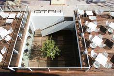 Hotel de la Playa, un hotel boutique en Valencia