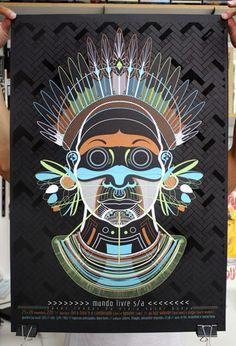 Poster para  Mundo Livre S/A por 45 jujubas