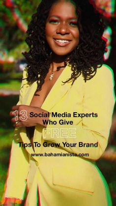 Building a brand or trying to become an influencer? Heres a list of social media experts who spill the tea on branding, blogging and Youtube for FREE.