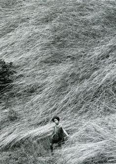 Small Girl, Hachijo Island ~ by Yoshihiro Tatsuki