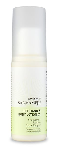 Karmameju Hand and Body Lotion Travel Size These hand lotions are absorbed easily and don't leave an oily residue on the skin. Argan and Sea Buckthorn are combined with pure essential oils to improve elasticity and to hydrate. Hand Lotion, Body Lotion, 100 Pure Essential Oils, Lotions, Travel Size Products, Sea, Pure Products, Bottle, Flask