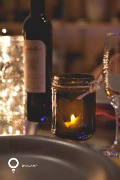 Preparando la mesa para San Valentín... Mañana os contamos cómo!