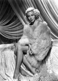 I was named after Lana Turner, beautiful.