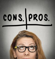 Find out the pros and cons of gas permeable contact lenses.