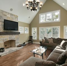 Grey English Chestnut 983 | Laminate Wood Flooring | IVC US Floors