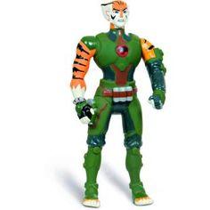 Boneco Bandeirante Thundercats - Tygra, diversão garantida com os personagens favoritos!