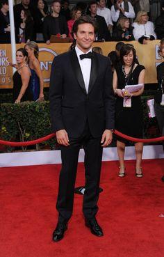 Bradley Cooper in Tom Ford #SAGAwards2013