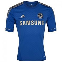 Here is the picture that shows Fernando Torres will be Chelsea s golden boy  next season. The striker has unveiled the Blues new home strip for 15c228dcc