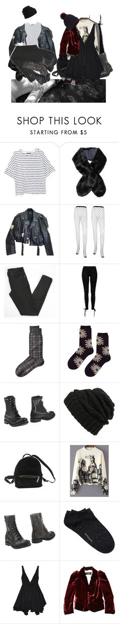 """""""We're talking classics"""" by amanda-anda-panda ❤ liked on Polyvore featuring MANGO, Jean-Paul Gaultier, Maison Margiela, Hansel from Basel, Ash, Leith, Urban Outfitters, Witchery, Yves Saint Laurent and Dsquared2"""