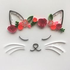 13 Paper Quilling Design Ideas That Will Stun Your Friends Arte Quilling, Paper Quilling Flowers, Paper Quilling Patterns, Quilled Paper Art, Quilling Paper Craft, Paper Crafts, Quilling Flowers Tutorial, Quilled Roses, Quilling Jewelry