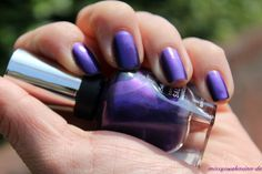 Blick_ins_Nagellackregal_Purple_Pulse_Sally_Hansen