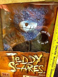 Teddy Scares Series 2 - Sheldon Grogg