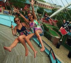 i am determined to go to six flags atleast two times this summer and get over my fear of roller coasters...(: