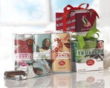 Holiday Candies Go Upscale
