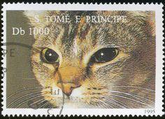 São Tomé and Príncipe 1995 Cat Stamps