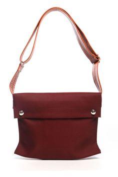 DoTheBag Small Messenger Bag  Beautiful bag sporting our LOXX® fastener!