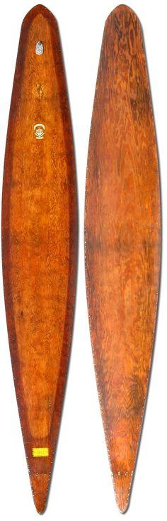 1946 Tom Blake #Surfboard by Catalina