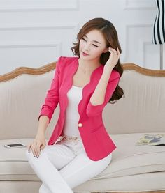 Women's Casual Blazer