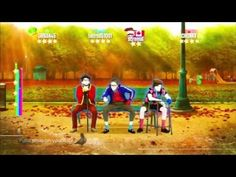 ▶ Just Dance 2015 Don't Worry be Happy - The Bench Men - YouTube - My new favorite brain break - I could listen to this song all day and the students get a kick out of it too!