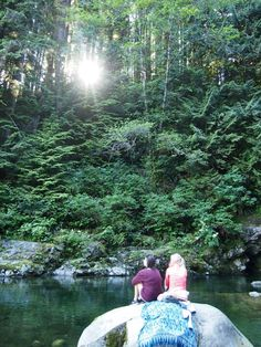 Get lost in the wilderness of the Pacific Northwest; go on exchange to Oregon!