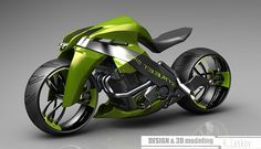 STREET BIKE motorcycle concept