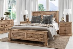 The Cresthill queen size bed extra length is ideal for those who appreciate a classic look, the Cresthill queen bed features simple design features and generous proportions. Dream Bedroom, Dream Apartment, Sweet Home, Bed, Furniture, New Homes, Bedroom, Home Decor, Full Bed