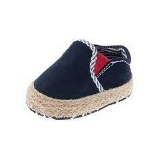 Sapato de Criança Chicco Nor, sapato em tecido e com apontamento em baixo de corda. Com elástico nas laterais. Macios e leves para os pés do seu bebé.